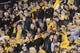 Oct 26, 2013; Columbia, MO, USA; Missouri Tigers fans and students show their support during the first half of the game against the South Carolina Gamecocks at Faurot Field. South Carolina won 27-24. Mandatory Credit: Denny Medley-USA TODAY Sports