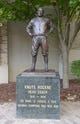 Oct 19, 2013; South Bend, IN, USA; General view of the statue of Knute Rockne outside of Notre Dame Stadium. Mandatory Credit: Kirby Lee-USA TODAY Sports