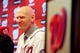 Nov 1, 2013; Washington, DC, USA; Washington Nationals manager Matt Williams talks to the media during the press conference at Nationals Park. Mandatory Credit: Evan Habeeb-USA TODAY Sports