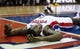 Nov 5, 2013; Auburn Hills, MI, USA; Detroit Pistons shooting guard Rodney Stuckey (3) lays on the ground after committing a foul during the fourth quarter against the Indiana Pacers at The Palace of Auburn Hills. The Pacers beat the Pistons 99-91. Mandatory Credit: Raj Mehta-USA TODAY Sports