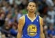 Nov 6, 2013; Minneapolis, MN, USA; Golden State Warriors point guard Stephen Curry (30) looks on during the first half against the Minnesota Timberwolves at Target Center. Mandatory Credit: Jesse Johnson-USA TODAY Sports