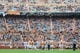 Nov 9, 2013; Knoxville, TN, USA; A general view of Neyland Stadium during the fourth quarter of the game between the Tennessee Volunteers and Auburn Tigers. Auburn won 55 to 23. Mandatory Credit: Randy Sartin-USA TODAY Sports