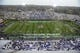 Nov 16, 2013; Evanston, IL, USA; An overall shot of Ryan Field before the game between the Northwestern Wildcats and the Michigan Wolverines. Mandatory Credit: David Banks-USA TODAY Sports