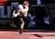 Nov 16, 2013; Tucson, AZ, USA; Washington State Cougars wide receiver River Cracraft (84) scores a touchdown during the third quarter against the Arizona Wildcats at Arizona Stadium. The Cougars beat the Wildcats 24-17. Mandatory Credit: Casey Sapio-USA TODAY Sports
