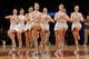 Nov 16, 2013; New York, NY, USA;  New York City Rockettes perform at the game between the New York Knicks and the Atlanta Hawks at Madison Square Garden. Mandatory Credit: Anthony Gruppuso-USA TODAY Sports