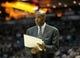 Nov 16, 2013; Milwaukee, WI, USA;   Milwaukee Bucks head coach Larry Drew calls a play during the game against the Oklahoma City Thunder in the 4th quarter at BMO Harris Bradley Center. Mandatory Credit: Benny Sieu-USA TODAY Sports