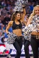 Oct 30, 2013; Dallas, TX, USA; The Dallas Mavericks dancers perform during the game between the Mavericks and the Atlanta Hawks at American Airlines Center. The Mavericks defeated the Hawks 118-109. Mandatory Credit: Jerome Miron-USA TODAY Sports