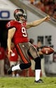 Nov 11, 2013; Tampa, FL, USA; Tampa Bay Buccaneers punter Michael Koenen (9) punts the ball against the Miami Dolphins during the second half at Raymond James Stadium. Mandatory Credit: Kim Klement-USA TODAY Sports