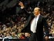 Nov 22, 2013; Portland, OR, USA; Chicago Bulls head coach Tom Thibodeau yells out to his team during the first quarter of the game against the Portland Trail Blazers at the Moda Center. Mandatory Credit: Steve Dykes-USA TODAY Sports