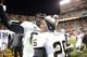 Nov 23, 2013; Knoxville, TN, USA; after winning the game against the Tennessee Volunteers at Neyland Stadium. Vanderbilt won 14 to 10. Mandatory Credit: Randy Sartin-USA TODAY Sports