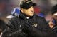 Nov 23, 2013; Oxford, MS, USA; Missouri Tigers head coach Gary Pinkel during the game against the Mississippi Rebels at Vaught-Hemingway Stadium. Missouri Tigers defeat the Mississippi Rebels 24-10.  Mandatory Credit: Spruce Derden-USA TODAY Sports