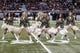 Nov 24, 2013; St. Louis, MO, USA;  St. Louis Rams cheerleaders perform during the game against the Chicago Bears at the Edward Jones Dome. Mandatory Credit: Scott Kane-USA TODAY Sports