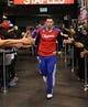 Nov 24, 2013; Los Angeles, CA, USA;  Los Angeles Clippers shooting guard J.J. Redick (4) takes the court for the game against the Chicago Bulls at Staples Center. Clippers won 121-82. Mandatory Credit: Jayne Kamin-Oncea-USA TODAY Sports