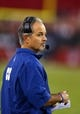 Nov 24, 2013; Phoenix, AZ, USA; Indianapolis Colts head coach Chuck Pagano against the Arizona Cardinals at University of Phoenix Stadium. The Cardinals defeated the Colts 40-11. Mandatory Credit: Mark J. Rebilas-USA TODAY Sports