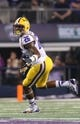 Aug 31, 2013; Arlington, TX, USA; LSU Tigers safety Ronald Martin (26) in action against theTexas Christian Horned Frogs at AT&T Stadium. Mandatory Credit: Matthew Emmons-USA TODAY Sports