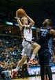 Nov 23, 2013; Milwaukee, WI, USA; Milwaukee Bucks guard Nate Wolters (6) during the game against the Charlotte Bobcats at BMO Harris Bradley Center.  Charlotte won 96-72.  Mandatory Credit: Jeff Hanisch-USA TODAY Sports