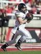 Nov 30, 2013; Salt Lake City, UT, USA; Colorado Buffaloes linebacker Ryan Severson (30) fields a kickoff during the first half against the Utah Utes at Rice-Eccles Stadium. Utah won 24-17. Mandatory Credit: Russ Isabella-USA TODAY Sports