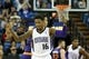 Nov 19, 2013; Sacramento, CA, USA; Sacramento Kings shooting guard Ben McLemore (16) celebrates after a three point basket against the Phoenix Suns during the first quarter at Sleep Train Arena. Mandatory Credit: Kelley L Cox-USA TODAY Sports