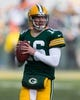 Nov 24, 2013; Green Bay, WI, USA; Green Bay Packers quarterback Scott Tolzien (16) during warmups prior to the game against the Minnesota Vikings at Lambeau Field.  The Vikings and Packers tied 26-26.  Mandatory Credit: Jeff Hanisch-USA TODAY Sports
