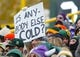 Nov 24, 2013; Green Bay, WI, USA; A Green Bay Packers fan holds up a sign during the game against the Minnesota Vikings at Lambeau Field.  The Vikings and Packers tied 26-26.  Mandatory Credit: Jeff Hanisch-USA TODAY Sports