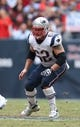 Dec 1, 2013; Houston, TX, USA; New England Patriots center Ryan Wiendell (62) in action against the Houston Texans at Reliant Stadium. Mandatory Credit: Matthew Emmons-USA TODAY Sports