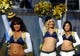 Dec 8, 2013; San Diego, CA, USA; San Diego Chargers cheerleaders during the first half against the New York Giants at Qualcomm Stadium. Mandatory Credit: Christopher Hanewinckel-USA TODAY Sports