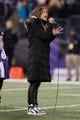 Nov 28, 2013; Baltimore, MD, USA; Popular singer Zendaya sings the national anthem prior to the Pittsburgh Steelers game against the Baltimore Ravens on Thanksgiving at M&T Bank Stadium. Mandatory Credit: Mitch Stringer-USA TODAY Sports