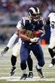 Dec 15, 2013; St. Louis, MO, USA; St. Louis Rams tight end Lance Kendricks (88) carries the ball during the second half against the New Orleans Saints at the Edward Jones Dome. Mandatory Credit: Scott Kane-USA TODAY Sports