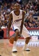 Dec 21, 2013; Los Angeles, CA, USA;  Los Angeles Clippers shooting guard Jamal Crawford (11) dribbles in the second half of the game against the Denver Nuggets at Staples Center. The Clippers won 112-91. Mandatory Credit: Jayne Kamin-Oncea-USA TODAY Sports
