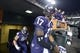 Dec 27, 2013; San Francisco, CA, USA; Washington Huskies quarterback Keith Price (17) walks through the dugout onto the field before the 2013 Fight Hunger Bowl against the BYU Cougars at AT&T Park. Mandatory Credit: Kirby Lee-USA TODAY Sports