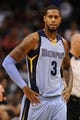Jan 2, 2014; Phoenix, AZ, USA; Memphis Grizzlies forward James Johnson (3) walks up the court in the second half against the Phoenix Suns at US Airways Center.  The Grizzlies won 99-91. Mandatory Credit: Jennifer Stewart-USA TODAY Sports
