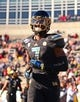 Dec 31, 2013; El Paso, TX, USA; UCLA Bruins wide receiver Devin Fuller (7) before the game against the Virginia Tech Hokies in the 2013 Sun Bowl at Sun Bowl Stadium. UCLA defeated Virginia Tech 42-12. Mandatory Credit: Andrew Weber-USA TODAY Sports
