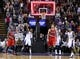 Jan 7, 2014; Sacramento, CA, USA; Sacramento Kings shooting guard Marcus Thornton (23) throws the ball down the court at the final buzzer against the Portland Trail Blazers at Sleep Train Arena. The Sacramento Kings defeated the Portland Trail Blazers 123-119. Mandatory Credit: Kelley L Cox-USA TODAY Sports