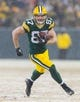 Dec 22, 2013; Green Bay, WI, USA; Green Bay Packers wide receiver Jordy Nelson (87) during the game against the Pittsburgh Steelers at Lambeau Field.  Pittsburgh won 38-31.  Mandatory Credit: Jeff Hanisch-USA TODAY Sports