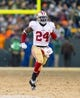 Jan 5, 2014; Green Bay, WI, USA; San Francisco 49ers running back Anthony Dixon (24) during the 2013 NFC wild card playoff football game against the Green Bay Packers at Lambeau Field.  San Francisco won 23-20.  Mandatory Credit: Jeff Hanisch-USA TODAY Sports