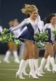 Dec 2, 2013; Seattle, WA, USA; Seattle Seahawks sea gals cheerleaders perform during the game against the New Orleans Saints at CenturyLink Field. Mandatory Credit: Kirby Lee-USA TODAY Sports