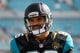 Dec 22, 2013; Jacksonville, FL, USA; Jacksonville Jaguars tight end Clay Harbor (86)  works out prior to the game against the Tennessee Titans at EverBank Field. Mandatory Credit: Kim Klement-USA TODAY Sports