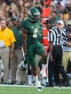 Aug 31, 2013; Waco, TX, USA; Baylor Bears safety Ahmad Dixon (6) during the game against the Wofford Terriers at Floyd Casey Stadium. The Bears defeated the Terriers 69-3. Mandatory Credit: Jerome Miron-USA TODAY Sports