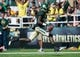Sep 21, 2013; Waco, TX, USA; Baylor Bears wide receiver Tevin Reese (16) during the game against the UL Monroe Warhawks at Floyd Casey Stadium. The Bears defeated the Warhawks 70-7. Mandatory Credit: Jerome Miron-USA TODAY Sports
