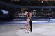 Feb 17, 2014; Sochi, RUSSIA; Meryl Davis and Charlie White celebrate their gold medal performance in figure skating - ice dance free dance during the Sochi 2014 Olympic Winter Games at Iceberg Skating Palace. Mandatory Credit: Robert Deutsch-USA TODAY Sports