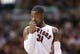 Feb 21, 2014; Toronto, Ontario, CAN; Toronto Raptors guard Terrence Ross (31) during the game against the Cleveland Cavaliers at Air Canada Centre. The Raptors beat the Cavaliers 98-91. Mandatory Credit: Tom Szczerbowski-USA TODAY Sports