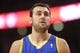Mar 2, 2014; Toronto, Ontario, CAN; Golden State Warriors center Andrew Bogut (12) during their game against the Toronto Raptors at Air Canada Centre. The Raptors beat the Warriors 104-98. Mandatory Credit: Tom Szczerbowski-USA TODAY Sports