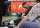 Apr 11, 2014; Boston, MA, USA; Boston Celtics center Jared Sullinger (7) grabs his ankle after a play against the Charlotte Bobcats in the second half at TD Garden. The Celtics defeated the Bobcats 106-103. Mandatory Credit: David Butler II-USA TODAY Sports