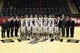 Apr 16, 2014; San Antonio, TX, USA; Members of the San Antonio Spurs pose for a team photo prior to a game against the Los Angeles Lakers at AT&T Center. Mandatory Credit: Soobum Im-USA TODAY Sports