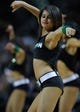 Apr 16, 2014; Boston, MA, USA; The Boston Celtics dancers perform during the second half against the Washington Wizards at TD Garden. Mandatory Credit: Bob DeChiara-USA TODAY Sports