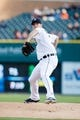 May 5, 2014; Detroit, MI, USA; Detroit Tigers starting pitcher Max Scherzer (37) pitches against the Houston Astros at Comerica Park. Mandatory Credit: Rick Osentoski-USA TODAY Sports