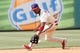May 18, 2014; Philadelphia, PA, USA; Philadelphia Phillies shortstop Jimmy Rollins (11) fields a ground ball against the Cincinnati Reds at Citizens Bank Park. The Phillies won 8-3. Mandatory Credit: Bill Streicher-USA TODAY Sports