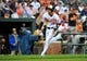 May 14, 2014; Baltimore, MD, USA; Baltimore Orioles third baseman Manny Machado (13) runs to home plate in the fifth inning against the Detroit Tigers at Oriole Park at Camden Yards. The Tigers defeated the Orioles 7-5. Mandatory Credit: Joy R. Absalon-USA TODAY Sports