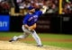 Jun 16, 2014; St. Louis, MO, USA; New York Mets relief pitcher Dana Eveland (61) throws to a St. Louis Cardinals batter during the sixth inning at Busch Stadium. Mandatory Credit: Jeff Curry-USA TODAY Sports