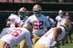 Jun 17, 2014; Santa Clara, CA, USA; San Francisco 49ers inside linebacker Patrick Willis (52) watches drills during minicamp at the 49ers practice facility. Mandatory Credit: Kelley L Cox-USA TODAY Sports